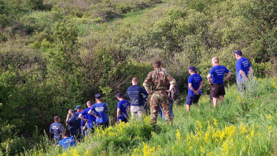 Пропавший на границе Воронежской области ребенок умер 3 дня назад