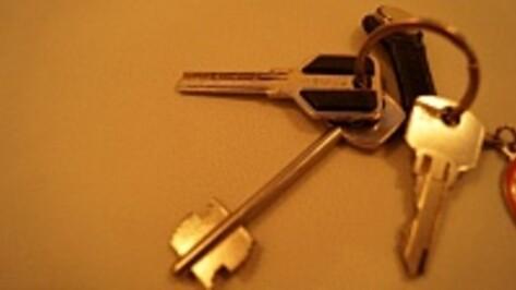 В Кантемировском районе 19 семей получили ключи от новых квартир