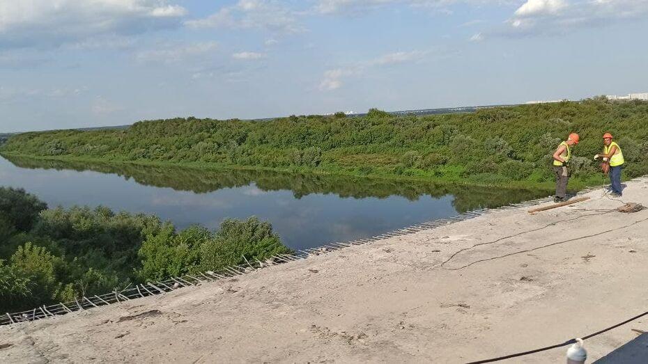 Под Воронежем мост через Тихую Сосну капитально отремонтируют за 500 млн рублей