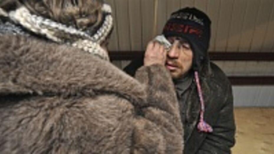 В Бутурлиновке погиб бродяга, которого избили его же товарищи