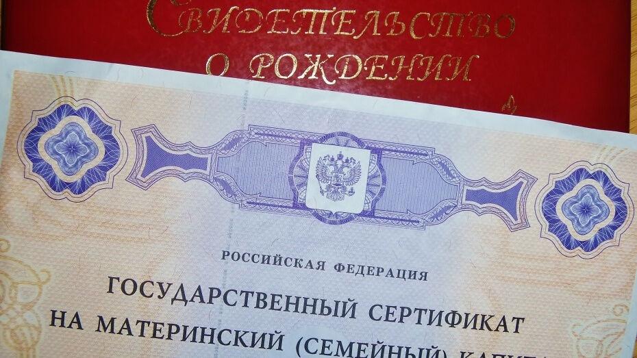 Житель Воронежской области стал фигурантом 15 дел после «помощи» в получении маткапитала