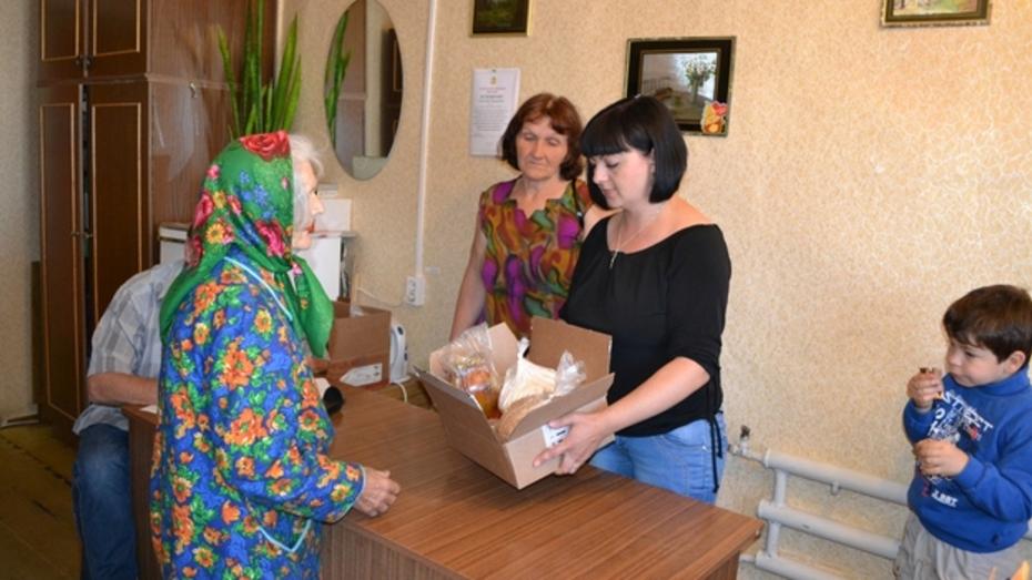 В Калачеевский район прибыли более ста временных переселенцев с Юго-Востока Украины