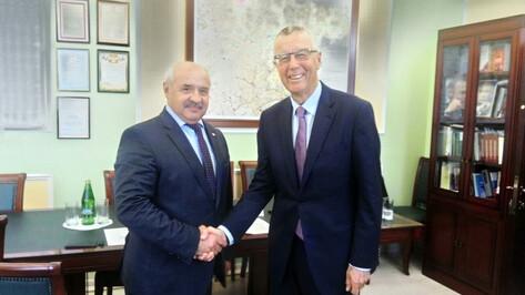Новая Зеландия запланировала сотрудничество с Воронежской областью