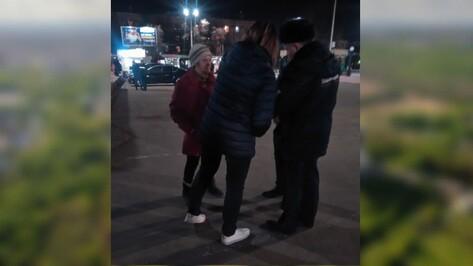 Волонтеры разыскали пенсионерку из Воронежской области, собравшуюся уехать в Москву