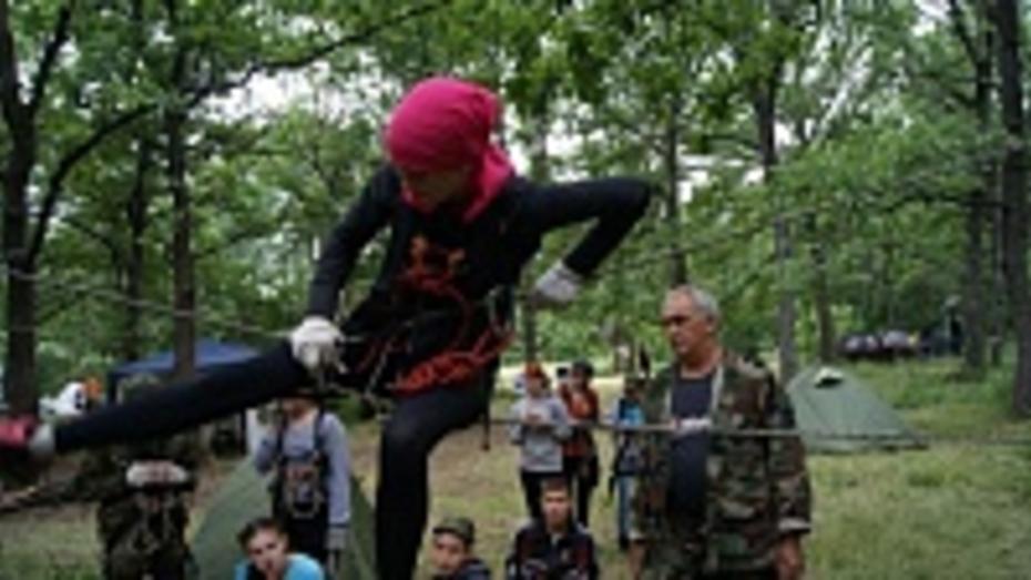 Во всех школах Хохольского района открыты летние лагеря