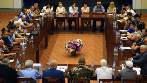 Лидеры религиозных общин обсудили в Воронеже причины терроризма