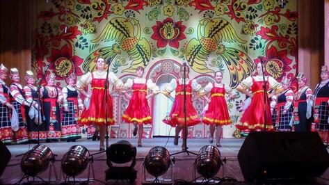 Культурно-досуговый центр острогожского села признали лучшим в области