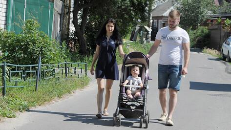 Родители ребенка из Воронежа с редкой генетической болезнью вновь попросили о помощи
