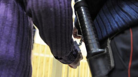 Жителя Грибановского района арестовали на сутки за мат