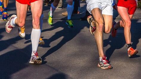 В Воронеже беговой марафон пройдет 10 сентября