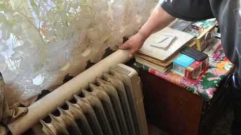 На 7 часов без горячей воды и отопления останутся 15 домов на левом берегу Воронежа