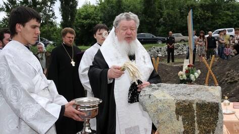 Накануне Святой Троицы митрополит Воронежский и Борисоглебский Сергий посетил Богучарский район