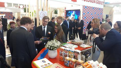 Воронежский «Молвест» представил Россию на международной выставке в Берлине