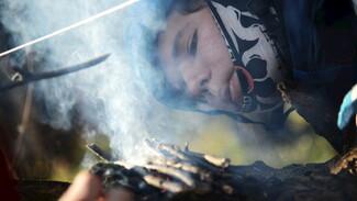 Воронежцев попросили быть осторожнее с огнем в ходе месячника благоустройства