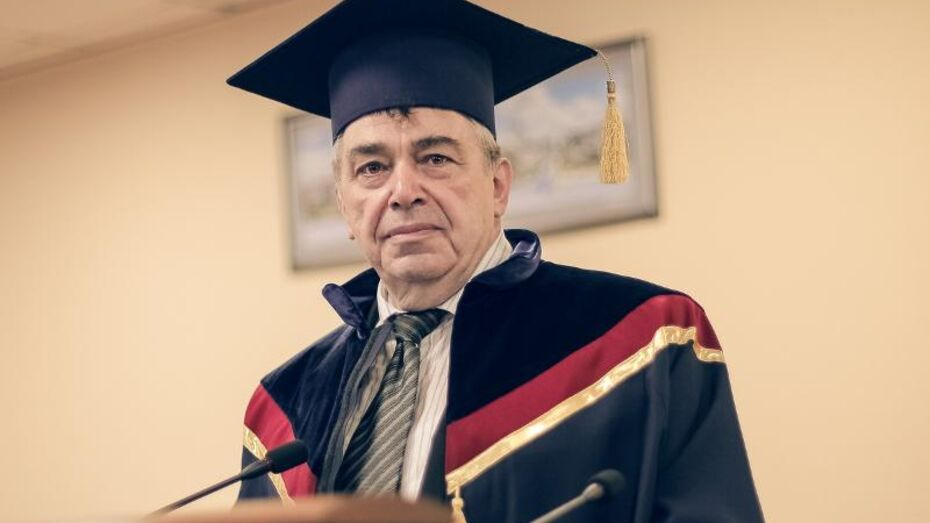 Известный математик Виктор Бухштабер стал Почетным доктором ВГУ