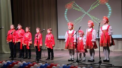 В новоусманском селе Рождественская Хава после ремонта открыли Дом культуры