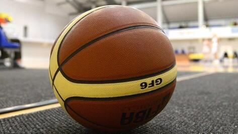 Воронежские баскетболисты уступили аутсайдеру Высшей лиги Б