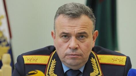 СКР: «Полицейские правомерно открыли огонь по убийце семьи под Воронежем»
