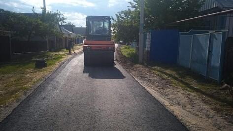 На ремонт дорог в Верхнемамонском районе выделили около 50 млн рублей