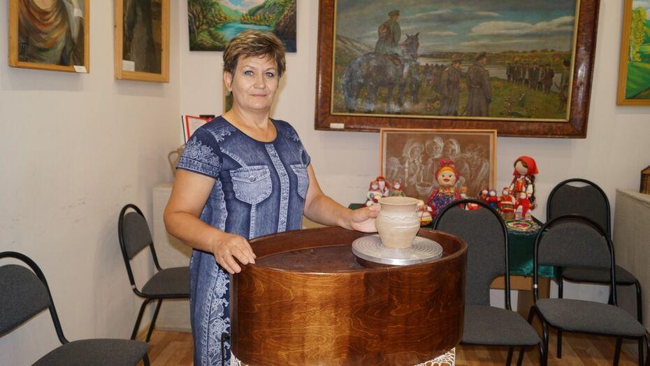 В хохольском музее народного творчества «Мастера» возродят гончарное ремесло
