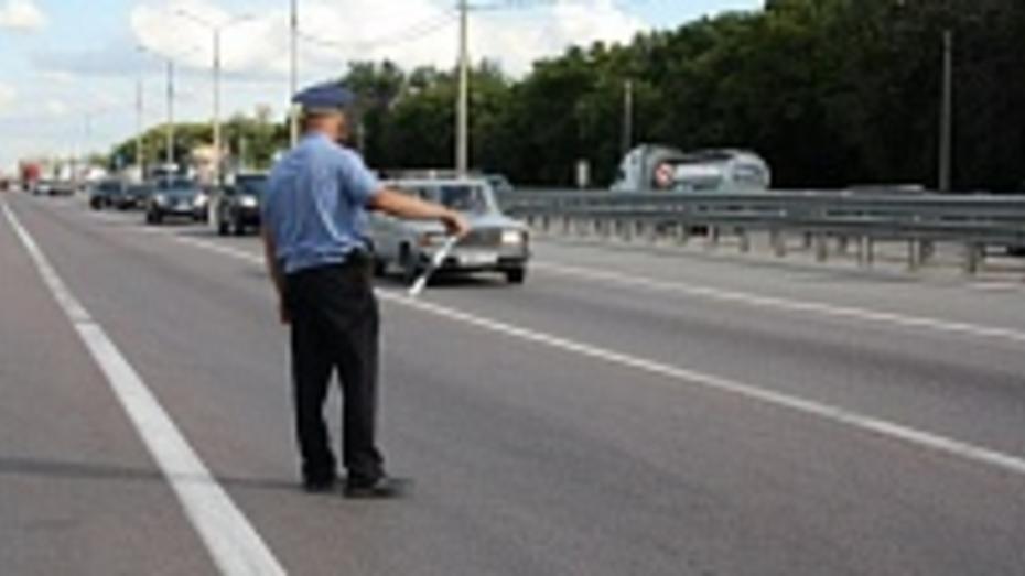 За один день сотрудники лискинского ДПС задержали на дороге семь пьяных водителей