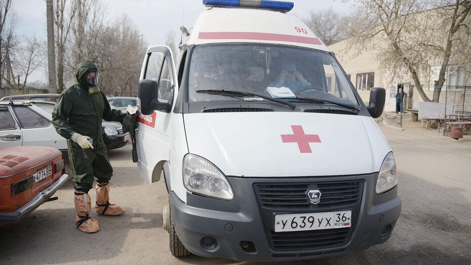 За время пандемии врачи вылечили от ковида 71 тыс жителей Воронежской области