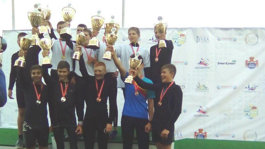 Лискинские гребцы завоевали «серебро» и 2 «бронзы» на всероссийских соревнованиях