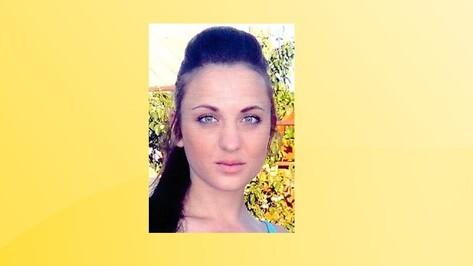 В Воронежской области пропала 33-летняя женщина со шрамом на щеке
