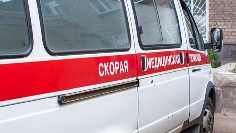 В Воронеже «ПАЗ» сбил пешехода на Кольцовской
