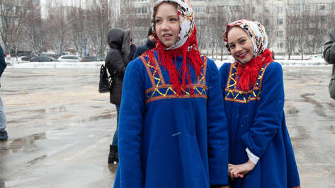 В Воронеже начался фестиваль «Крымская весна»
