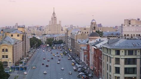 Воронежцы возглавили российский рейтинг покупателей московских квартир