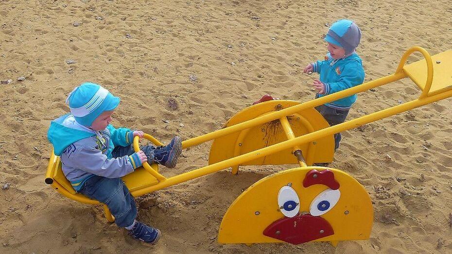 В Лисках открылся новый детский сад на 80 мест