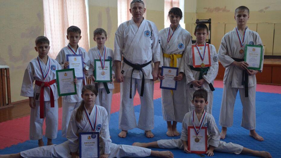 Верхнехавец выиграл золото на чемпионате ЦФО по кобудо