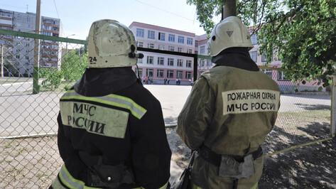 МЧС: все школы и детсады Воронежской области готовы к учебному году