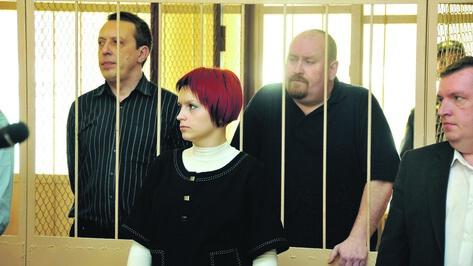 Трое воронежцев осуждены за убийство двух человек