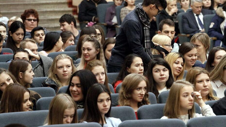 Губернатор Воронежской области предложил создать программу международного академического обмена