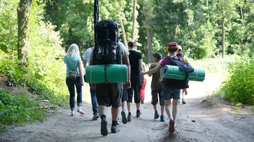 Волонтеры обустроят Большую воронежскую экотропу
