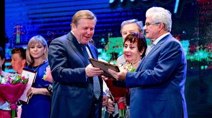 В Нововоронеже наградили отличившихся медиков