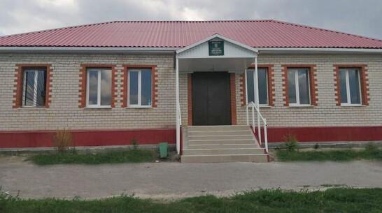 В лискинском Дивногорье капитально отремонтировали клуб