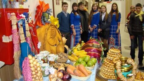 Грибановские школьники вырастили небывалый урожай овощей для школьной столовой