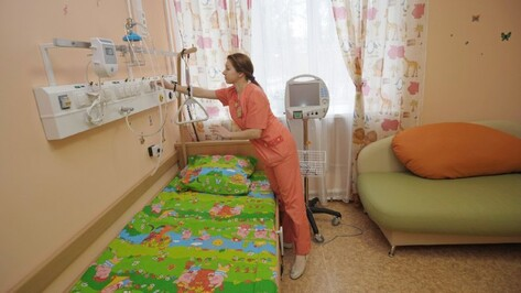 В Воронеже объявили сбор средств на обустройство детского хосписа