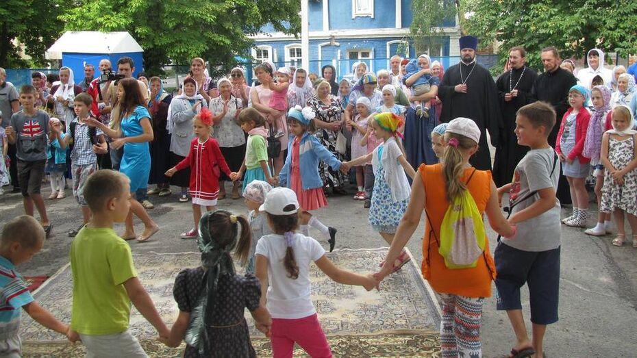 В Павловске отметили престольный праздник Казанской иконы Божией матери