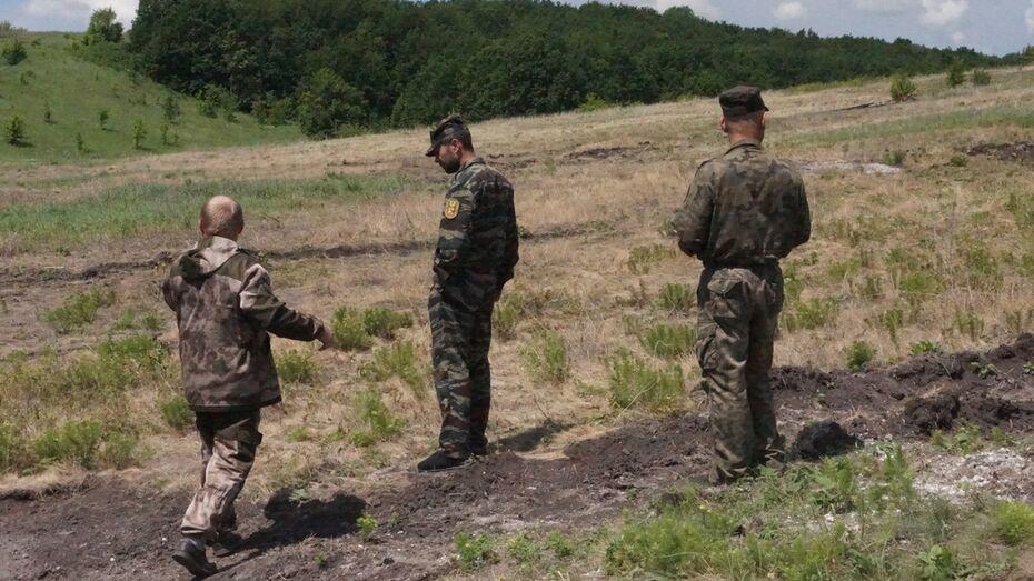 Нарушение среды обитания сурков выявили в Хохольском районе
