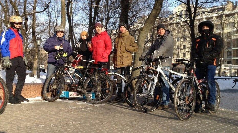 Движение ВелоВоронеж отметило первый день рождения