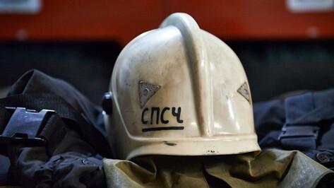 В Воронежской области на пожаре погиб пенсионер