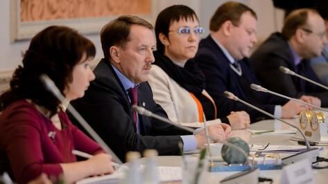 Губернатор Воронежской области: «Регионам необходим диалог с президентом о стратегии»