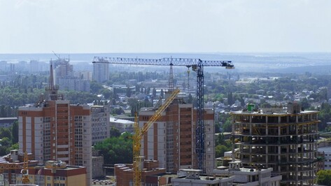 Мэрия Воронежа отказалась от согласования архитектурного облика новых зданий
