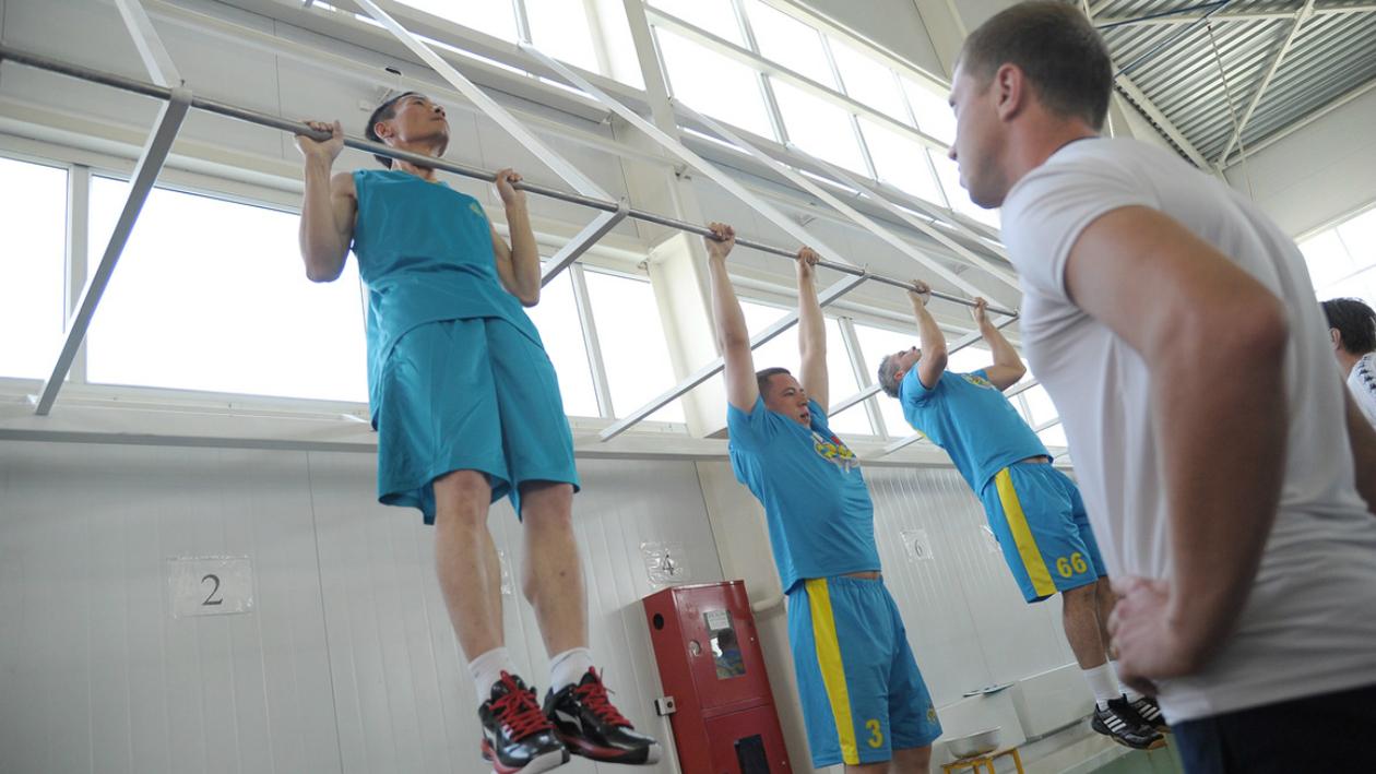 В числе лучших. Как развиваются физкультура и спорт в Воронежской области