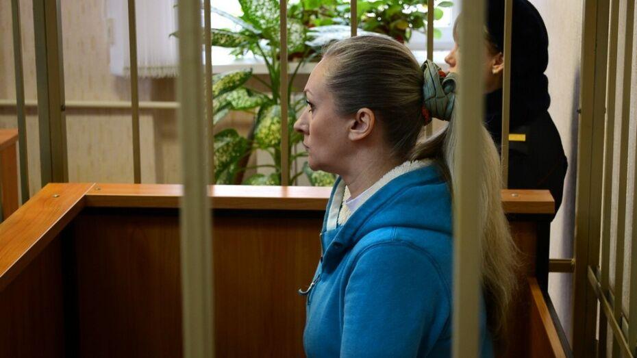 Под Воронежем убившая подругу женщина получила 9,5 лет колонии
