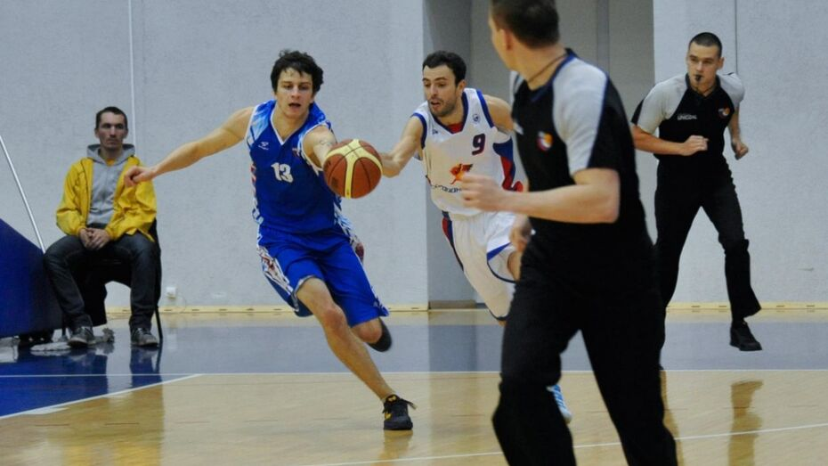 Воронежские баскетболисты взяли реванш у «Тамбова»